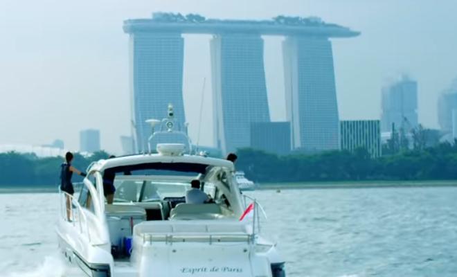 『まさかシンガポール』PV